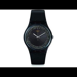 Swatch swiss watch. Darksparkles